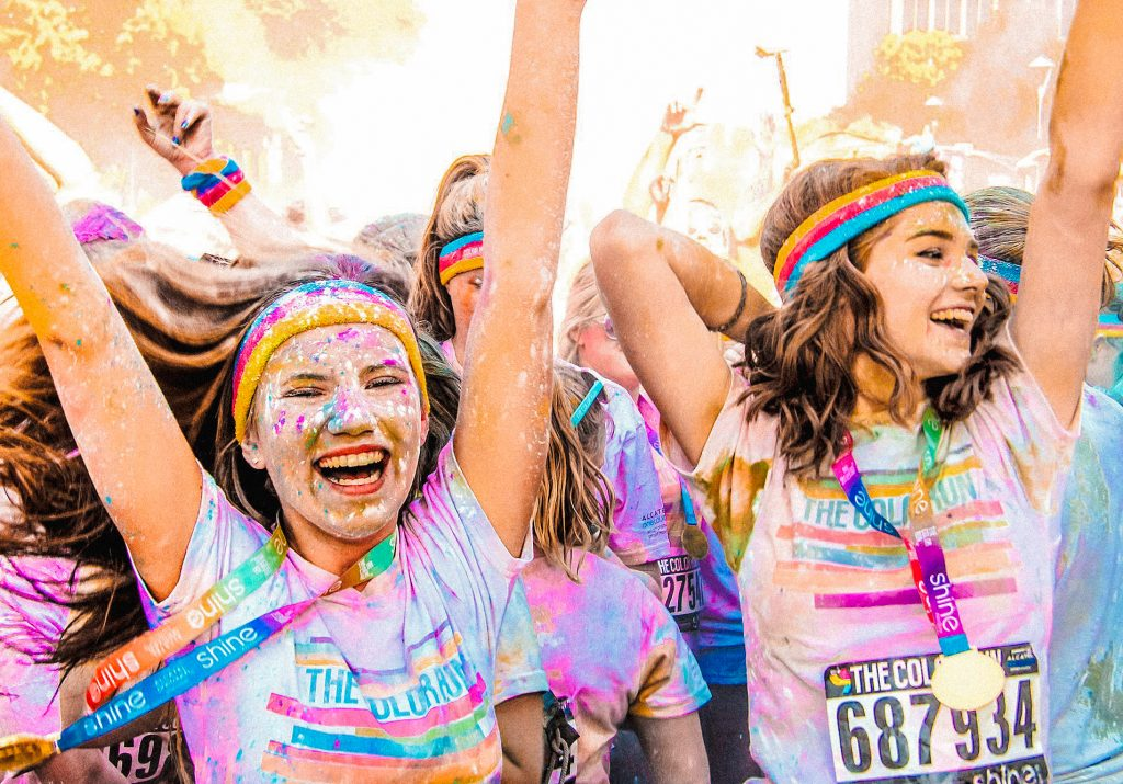 Color Run Tour, Dallas, Fair Park