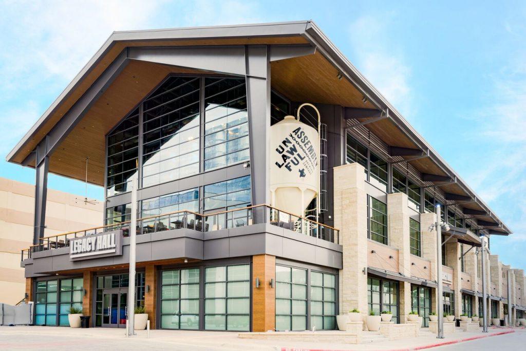 Legacy Hall, Legacy West, Plano