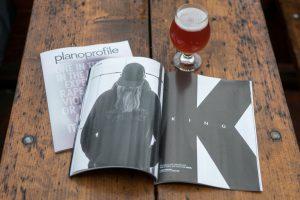 Plano Profile magazine, plano, texas, Joshua king, art