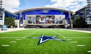 The Star in Frisco, Ford Center, grand opening,