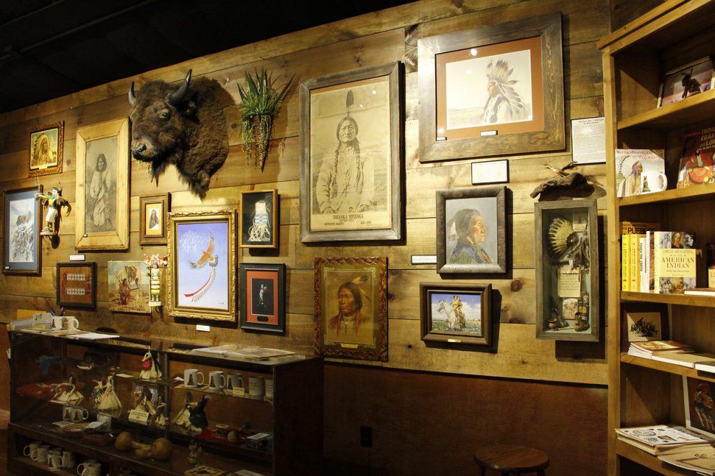 Chisholm Trail Museum, Big Bear Museum, Cleburne, Texas
