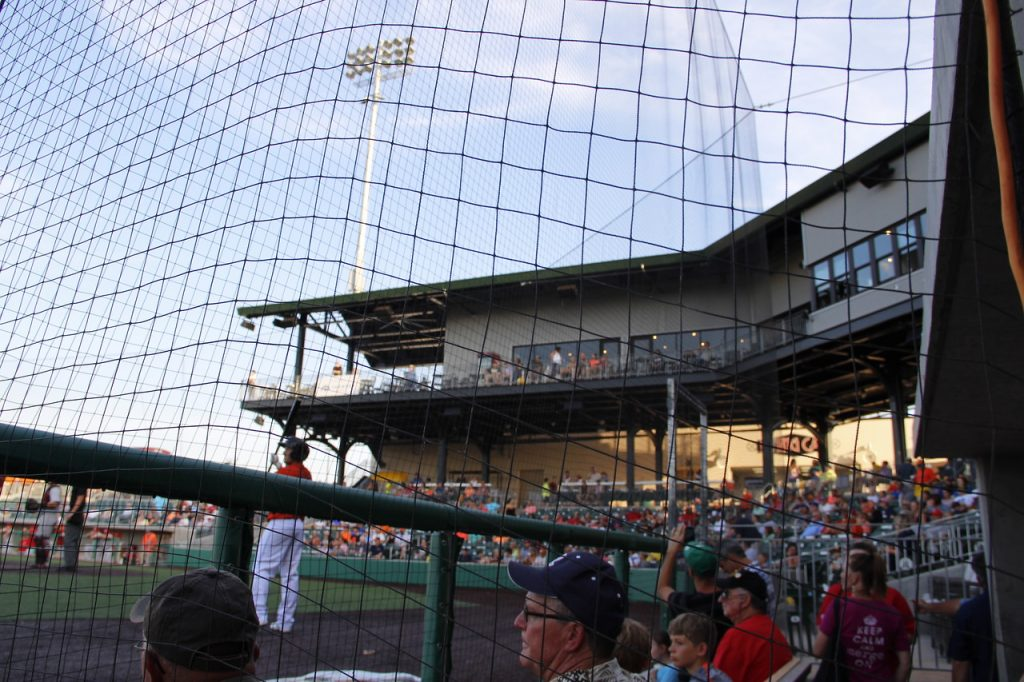 The Depot Stadium, Cleburne, Texas, Railroaders, baseball