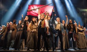 Les Miserables, Dallas, Fair Park, Music Hall, Dallas Summer Musicals
