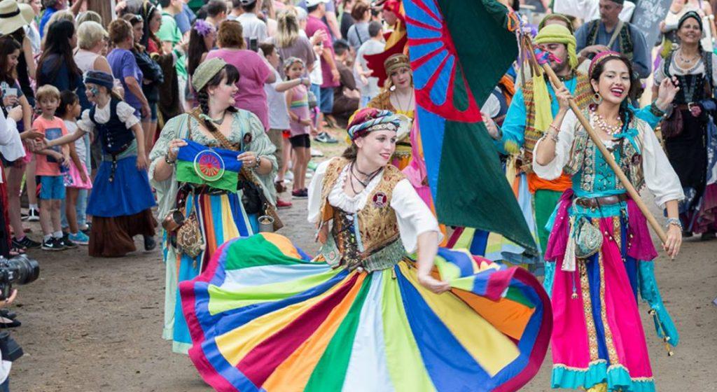 Scarborough Renaissance Festival, Waxachie, Texas, medieval