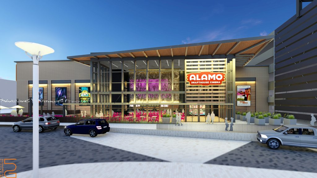 Alamo Drafthouse at The Hub at Frisco Station, Texas
