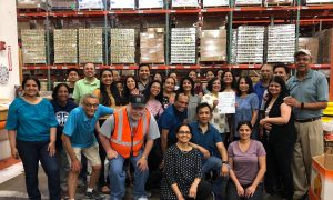North Texas Food Bank, IAC, Hunger