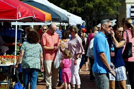 CityLine, Four Seasons Markets, June, Farmer's markets, Richardson