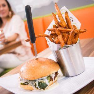 The Chillerno, Liberty Burger, Frisco, Texas, The Star