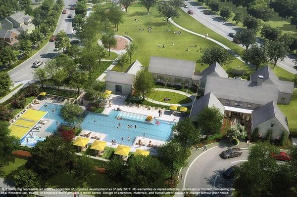 The Grove Frisco, residential living, Newland Communities, North America Sekisui House LLC, NASH