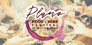 Plano Food and Wine Festival, Willow Bend, Shops at Willow Bend