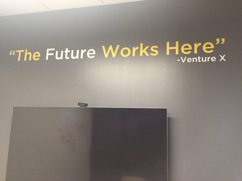 Venture X, Business,