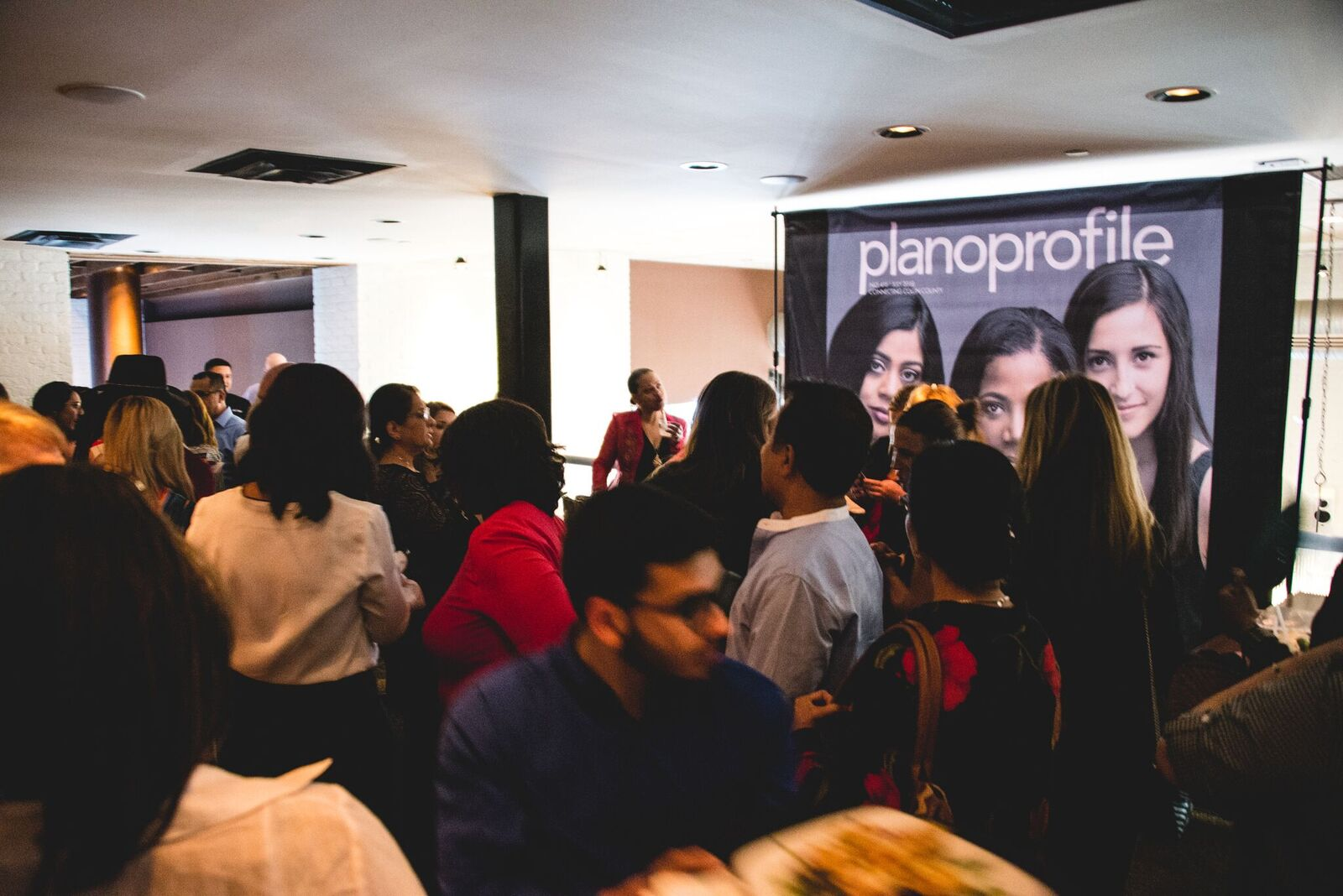 Plano Profile Cover Party, Mi Cocina, The Shops at Legacy, Plano
