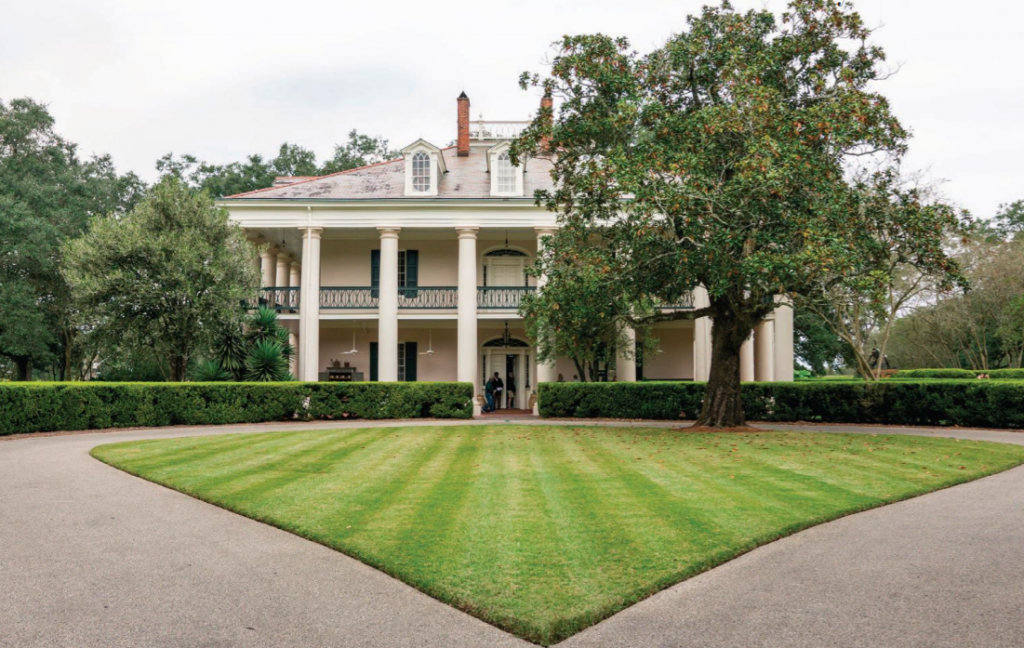 Oak Alley Plantation New Orleans Cori Baker Plano Profile travel leisure