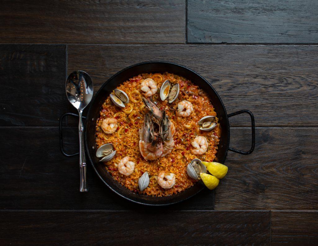 bulla gastrobar spanish tapas legacy west plano food paella
