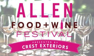 allen food and wine festival