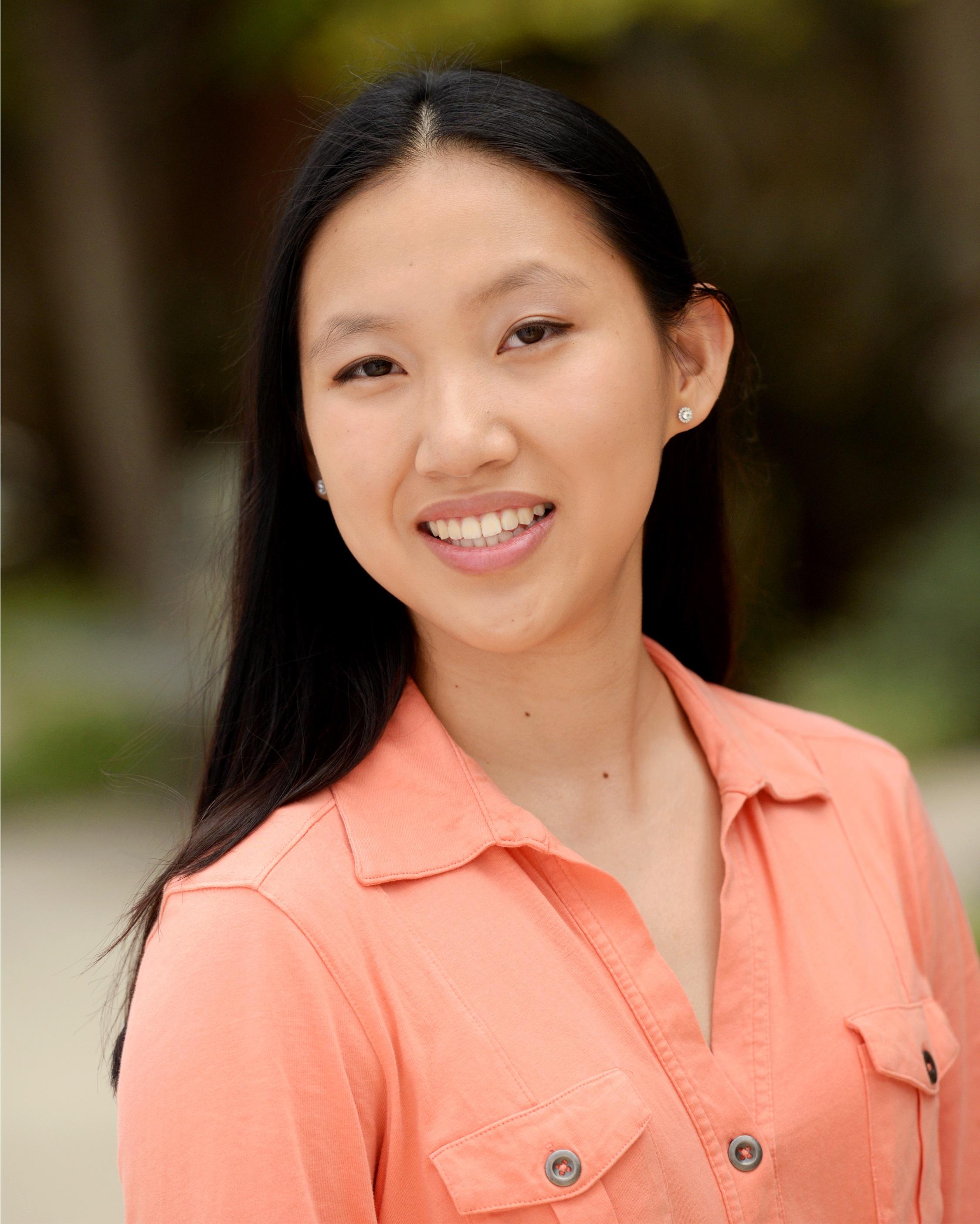 Photo of Allison Wang