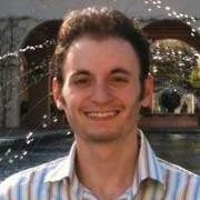 Graduate Student - Aaron Pearlman