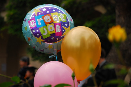 Great Job Balloons