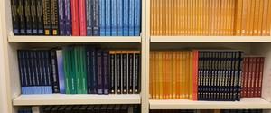 Photo of Math Textbooks