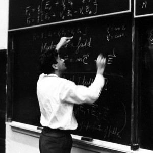 Richard Feynman Teaching