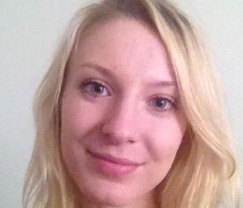 Graduate Student - Sarah Gossan