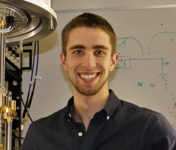 Graduate Student - Gregory MacCabe
