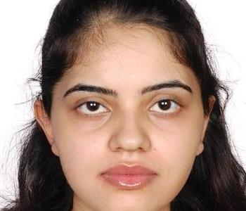 Graduate Student - Surabhi Sachdev