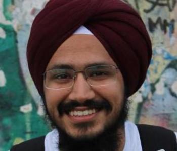 Graduate Student - Ashmeet Singh