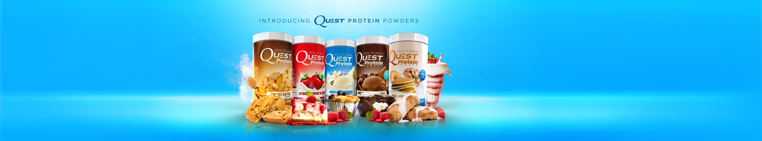 Quest Powders