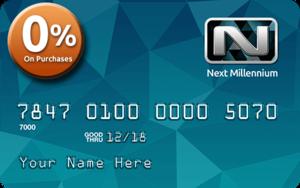 Next Millenium Card