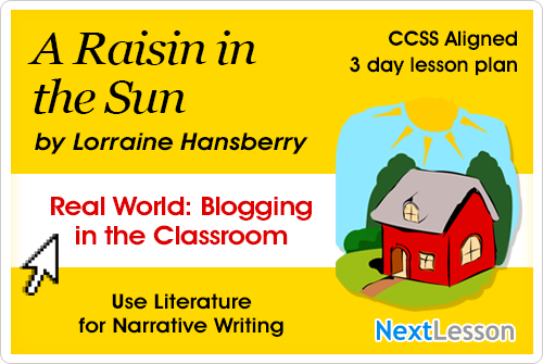 A Raisin in the Sun Blog Writing