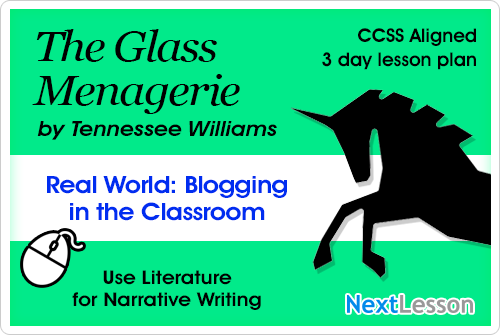 The Glass Menagerie Blog Writing