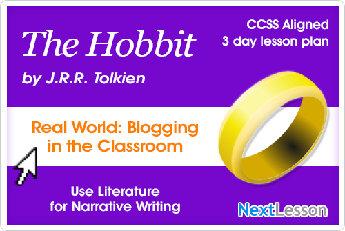 The Hobbit Blog Writing