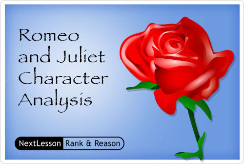 romeo and juliet character analysis essay