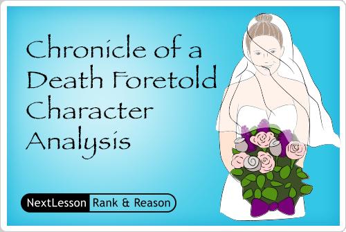Chronicle Death Foretold Essay  Samachar Essay Chronicle Death Foretold Essay