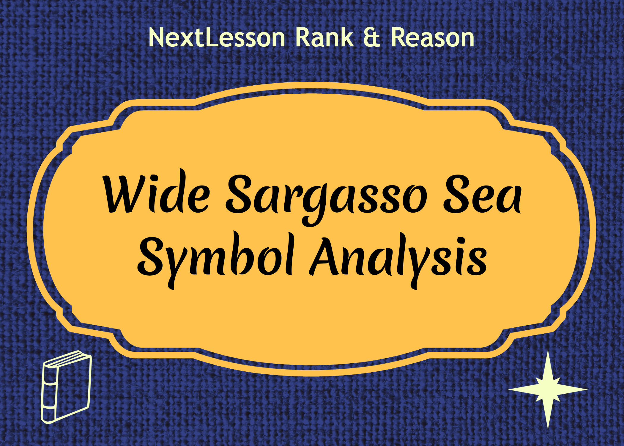 an introduction to the literary analysis of wide sargasso sea by jean rhys Table of content 1 introduction   11 jean rhys and wide sargasso sea   another theme from annie john which kenney elaborates on is that of a lost.