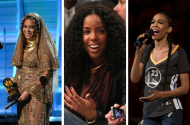 Beyonce, Kelly Rowland, Michelle Williams
