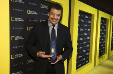 Neil deGrasse Tyson Astrophysicist/National Geographic Host/Author attends the National Geographic's Further Front Event at Jazz at Lincoln Center's Frederick P. Rose Hall on April 19, 2017 in New York City