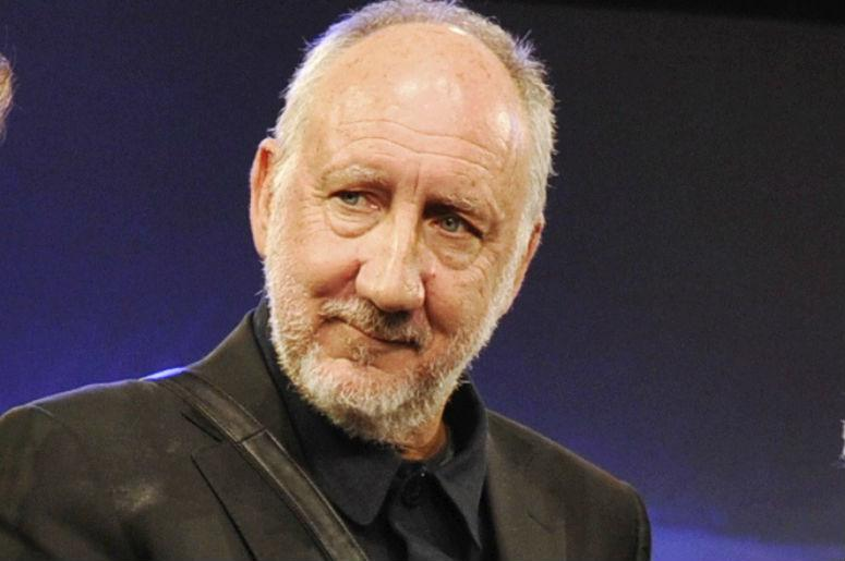 Pete Townshend of The Who