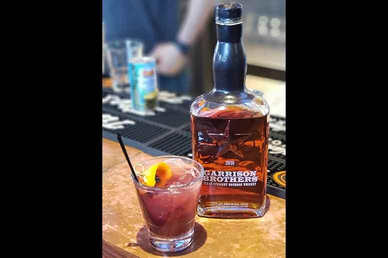 The Bourbon Take Over Of Texas - Fort Worth: City Works Sugar Zaddy
