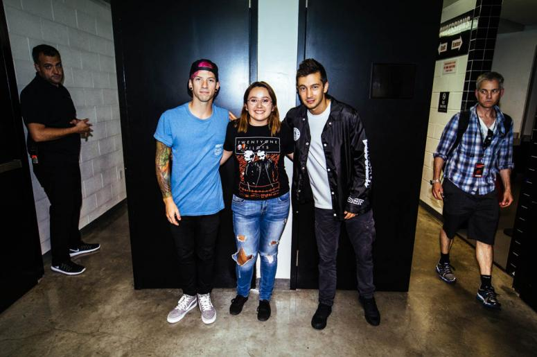 Fm 949 twenty one pilots meet greet alt 949 m4hsunfo Image collections