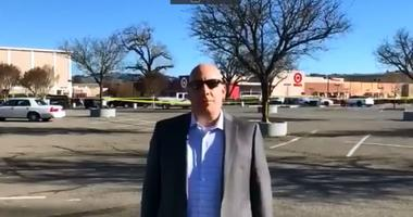 Santa Rosa Police Lt. John Cregan describes a shooting that happened at the Coddingtown Mall on March 11, 2019.