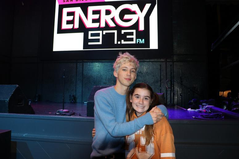 Troye Sivan Meet and Greet