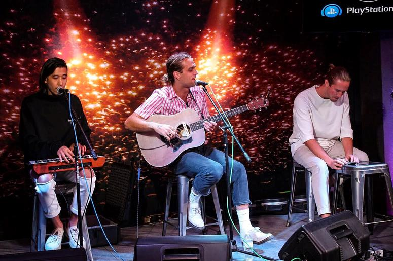Sir Sly In The PlayStation Music Space