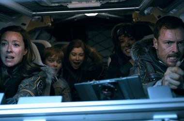 """Cast of """"Lost In Space"""""""