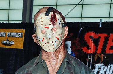 """Jason Voorhees in """"Friday the 13th"""""""