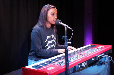 Ruth B. Interview On The StubHub Stage