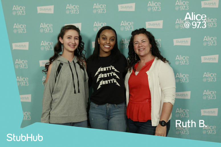 Ruth B. Meet-N-Greet On The StubHub Stage
