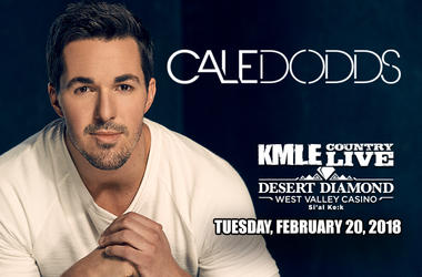 Cale Dodds KMLE Live