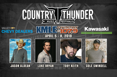 Country Thunder 2018